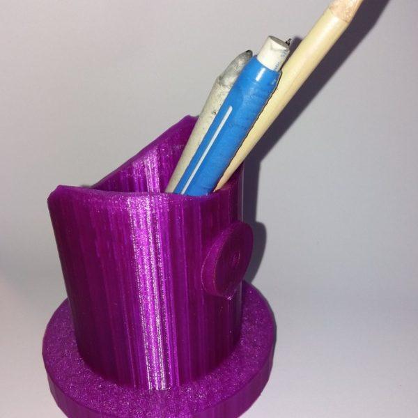 FatCap Pot à Crayons en impression 3D